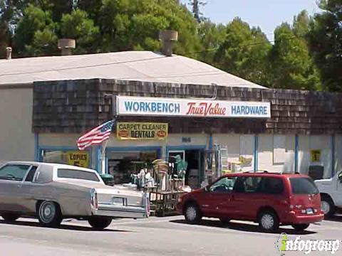 Castro Valley Workbench Hardware Store Location