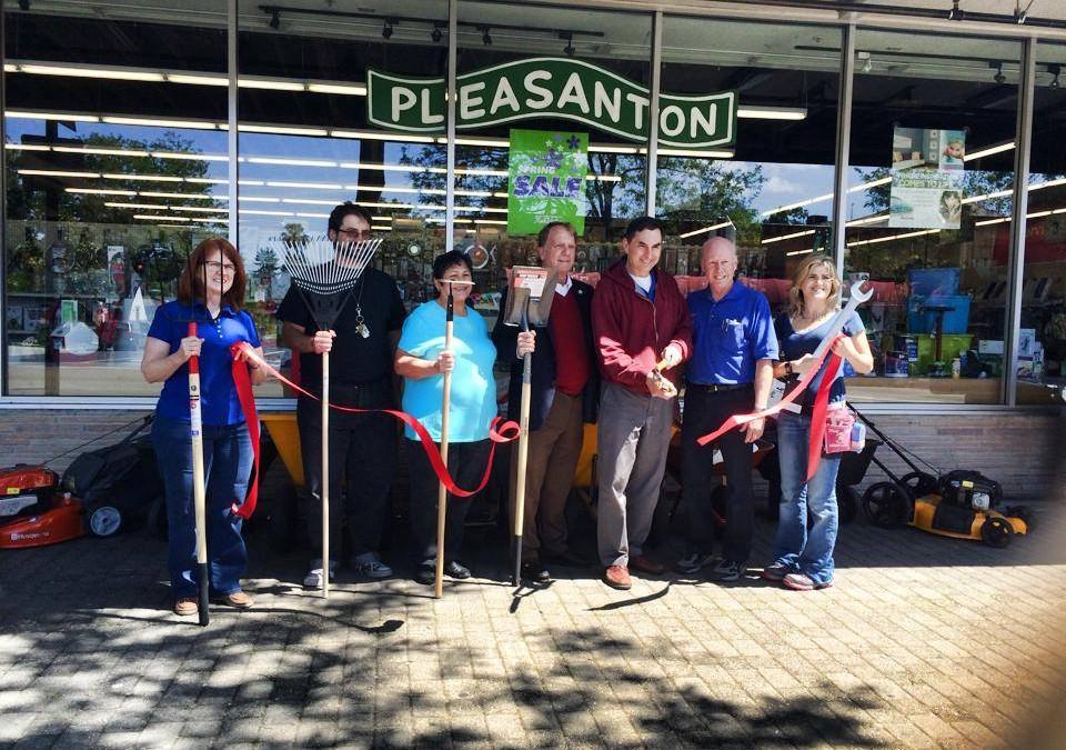 New Downtown Pleasanton Store