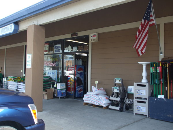 Pleasanton Santa Rita Store Location
